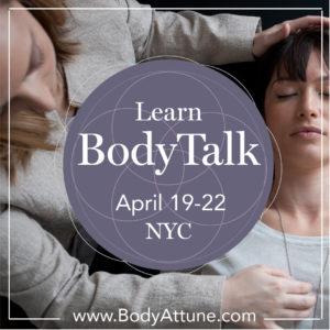 BodyTalk Fundamentals with Holly Steflik, CBI @ TRS Professional Suites   New York   New York   United States