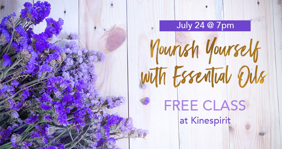 Nourish Yourself With Essential Oils